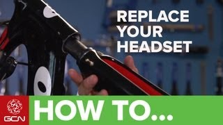 How To Change Your Road Bike Headset and Forks