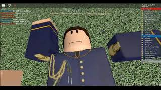 Roblox blood and iron (WE CAUGHT A EXPLOITER!) (sorry for bad quality ;-;)