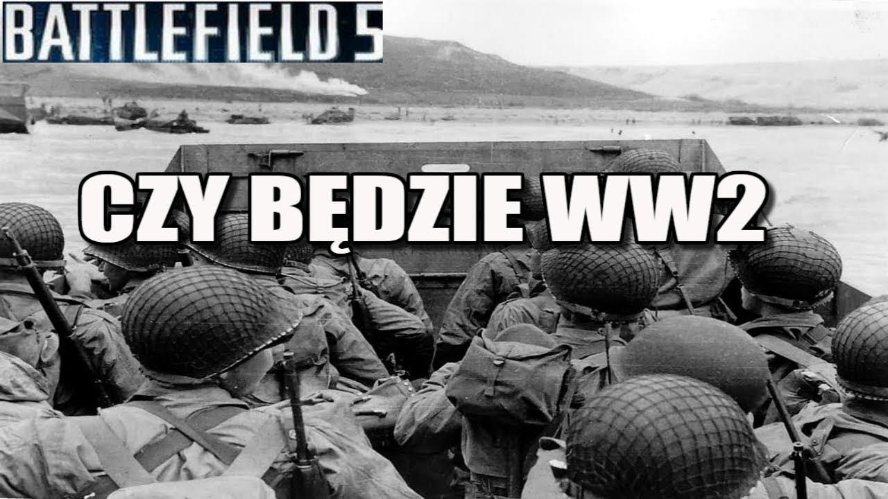 BATTLEFIELD 5 ??? CZY FAKTYCZNIE WW2