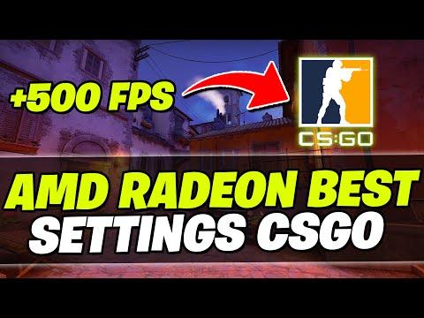 Best csgo profile options amd