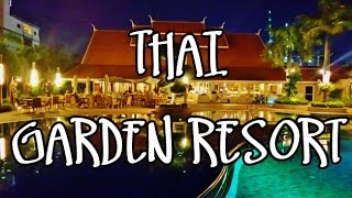 PATTAYA BEST RESTAURANT - THAI GARDEN RESORT