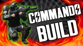 Fallout 4 Builds - The Commando - Best Soldier Build