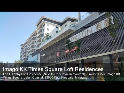 Imago KK Times Square Loft Residences | Trusted Malaysia Hotels & Resorts Review