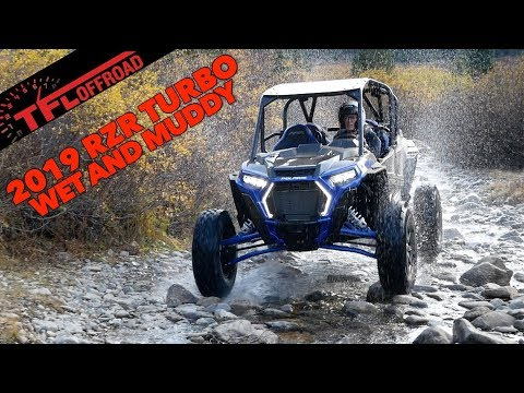 First Dirt Review: 2019 Polaris RZR XP 4 Turbo S vs The Colorado Rockies