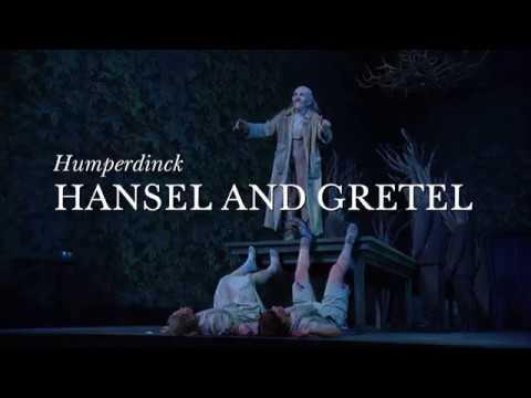 Hansel and Gretel at the Metropolitan Opera - YouTube