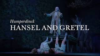 Hansel and Gretel at the Metropolitan Opera