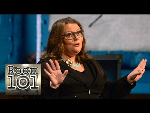 Joanna Scanlan is Disgusted By Bad Toast Etiquette  Room 101