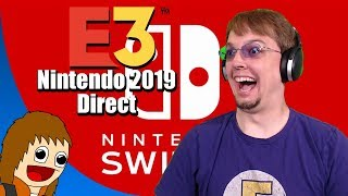 Nintendo E3 2019 Direct | REACTIONS & THOUGHTS