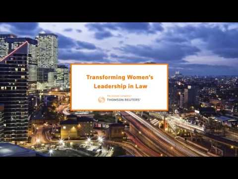 Transforming Women's Leadership in the Law Programme