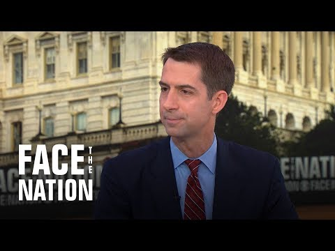 "GOP Sen. Tom Cotton: ""Unprovoked Attacks"" On Oil Tankers From Iran ""Warrant A Retaliatory Military Strike"""