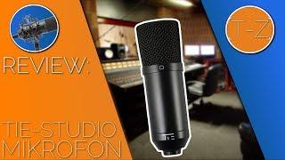 50€ Großmembran-Mikrofon! Was taugt das TIE Studio-Mikrofon? | TechnikZoom