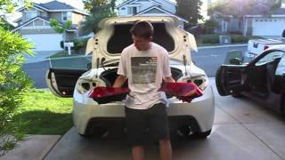 How to Nite Shade your tail lights