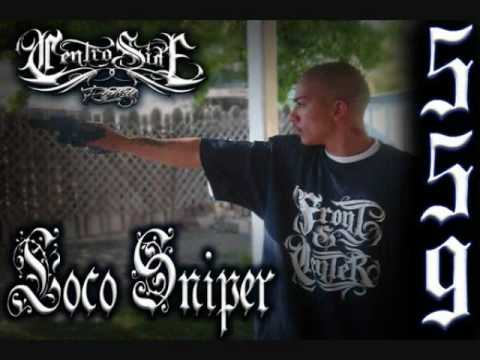 LOCO SNIPER WATCH YOUR BACK