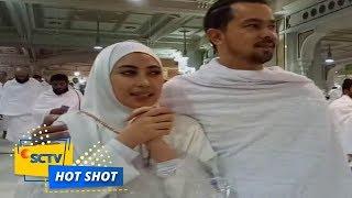 Sultan Djorghi dan Annisa Trihapsari Mengunjungi Tempat Bersejarah di Madinah - Hot Shot