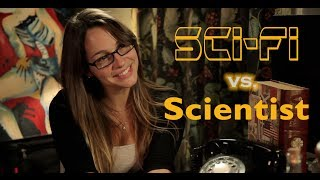 Sci-Fi vs. Scientist - Conspiracy Cinema