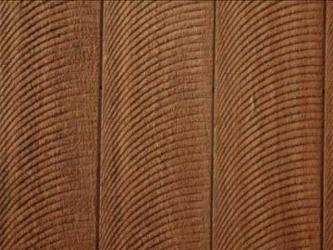 Eichler Siding And Custom Grooved Plywood Youtube
