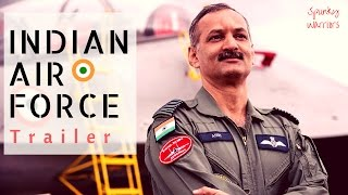 Indian Air Force Latest  Trailer 2015
