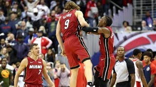 Kelly Olynyk Game Winner 0.2 Seconds Left! Heat vs Wizards 2018-19 NBA Season