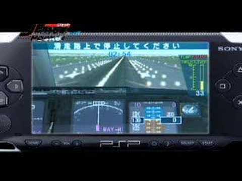 Jet de Go! Pocket Trailer - Playstation Portable - YouTube