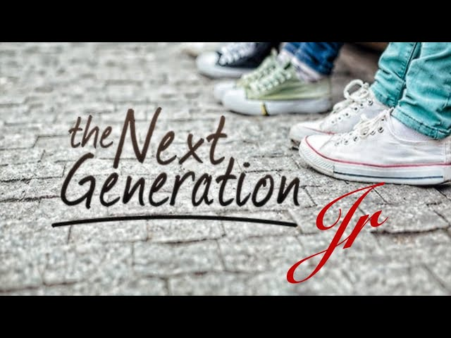 Sunday Evening Next Generation Jr. Service, July 11 Children's Director Aden Tilley Preaching