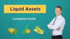 Liquid Assets   (Definition, Example)   List of Liquid Assets
