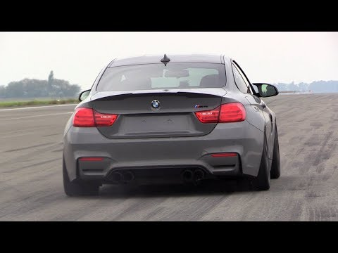 700hp Bmw M4 F82 Competition Stage 3 Accelerations Revs Drag