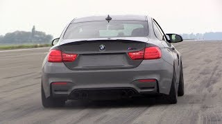 700HP BMW M4 F82 Competition Stage 3 - Accelerations, Revs, Drag Racing!