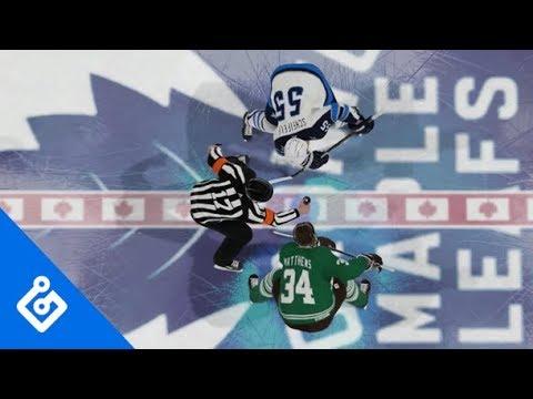 NHL 19 Full Game (Beta Gameplay) - Jets vs. Maple Leafs