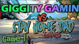 SHD Vs Giggity Gaming Game 1 Best of 3 Pokemon Duel