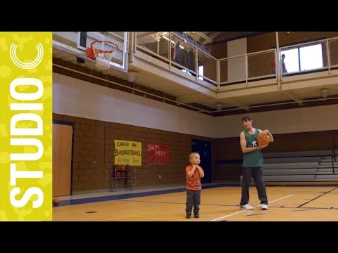 Game of Horse With Trick Shot Titus