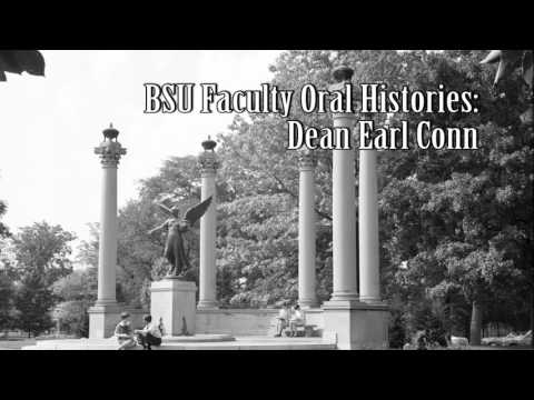 Conn, Earl oral history and transcript