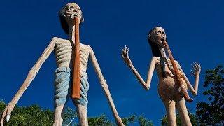 Самые странные памятники и скульптуры в мире