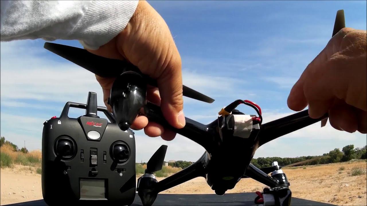 MJX B2W Bugs 2 WiFi FPV Brushless With 1080P HD Camera GPS RC Quadcopter RTF картинки