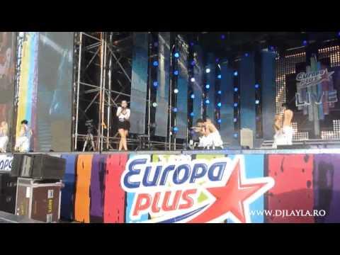 DJ LAYLA, RADU SIRBU & DEE-DEE LIVE @ EUROPA PLUS 2010