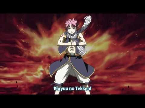 Fairy Tail - Natsu Theme Video