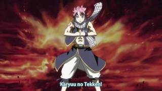 Fairy Tail - Natsu Theme Video