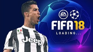 CAN RONALDO WIN JUVENTUS THE CHAMPIONS LEAGUE ON FIFA 18?! | FIFA 18 Experiment