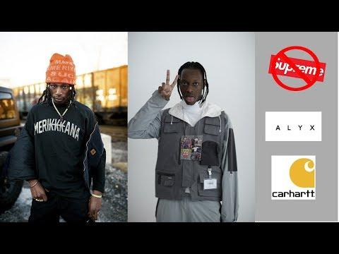 5 Best Streetwear Brands of 2018
