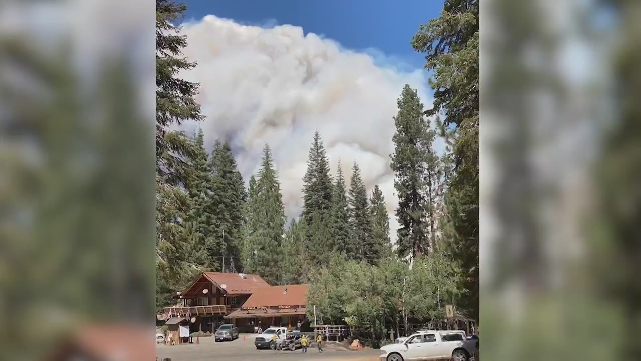 Ponderosa lodge serves meals to firefighters protecting community
