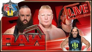 WWE RAW 12/18/2017 Full Show REVIEW + REACTION HD December 18th 2017