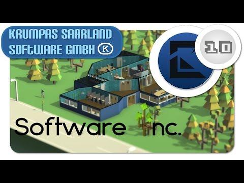 Let's Play Software Inc. - Krumpas Saarland Software GmbH #010 Beginn des Umbaus [HD/Deutsch]