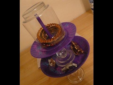 DIY: Jewlery Organizers (Rings & Bracelets)