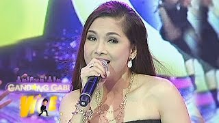 "GGV: Sheryn Regis sings ""Come On In Out On The Rain"""