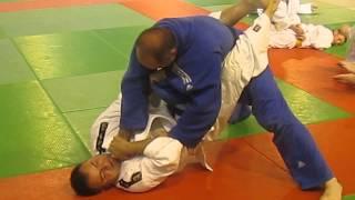 randori au sol jean- christophe VS jean christophe ( judo airvault )