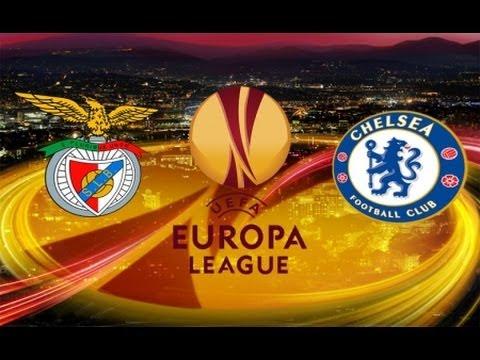 Benfica V Chelsea - Europa League Final 15/05/13 (Predictor Highlights)
