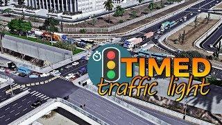 Timed Traffic Light - TM:PE | Cities Skylines Indonesia