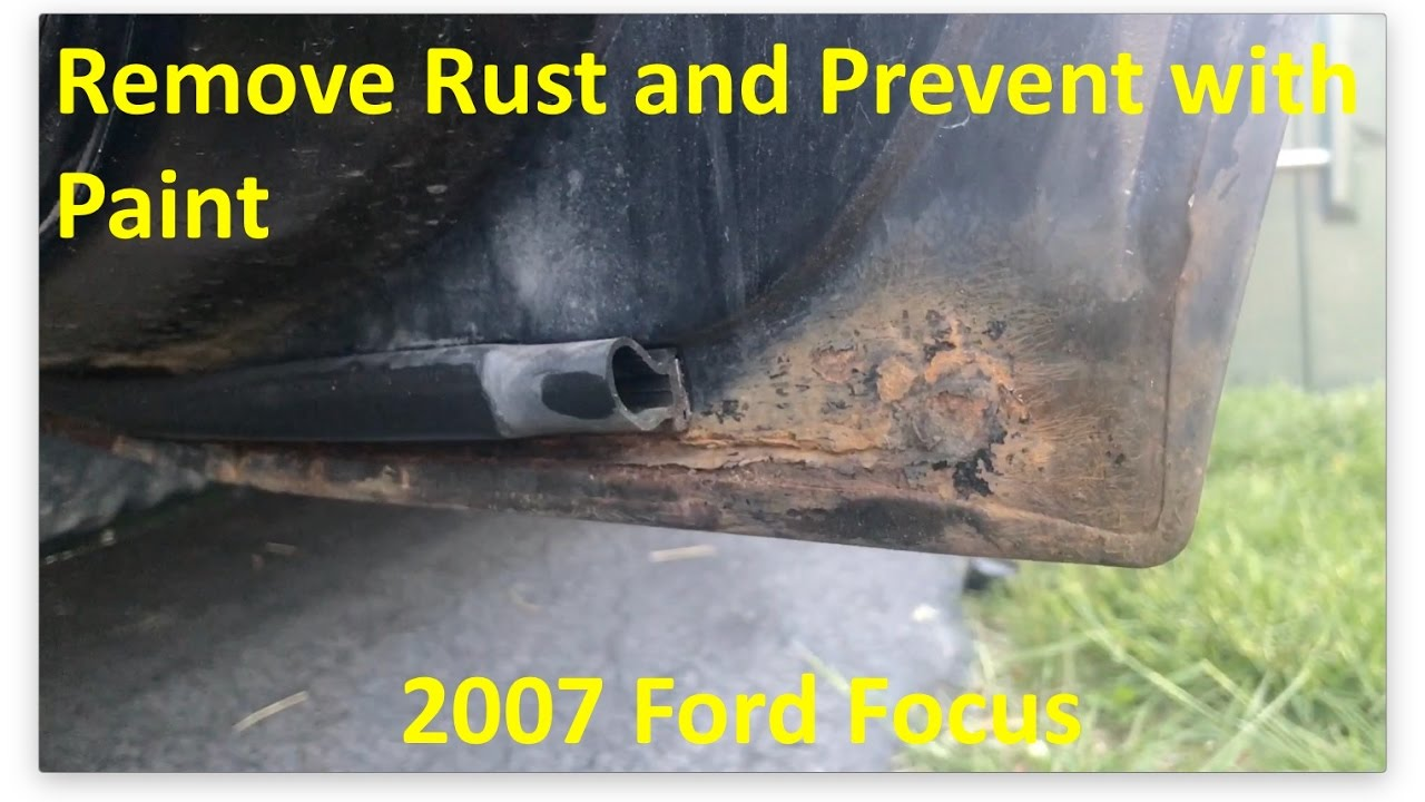Will Touch Up Paint Stop Rust