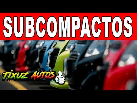 Subcompactos #1 l Tixuz Autos.