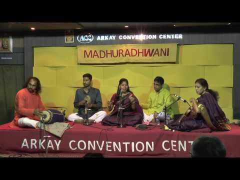 Kiranvalli  Vidyasankar l Madhuradhwani Thematic l Arkay Convention Center