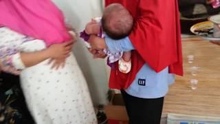 Prosesi Potong Rambut Bayi usia lebih dari 7 hari - Annadine Septriana - Dailyemerald